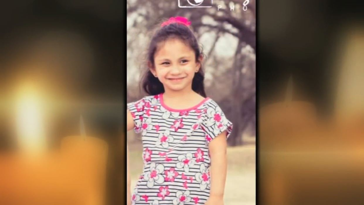 Emily Garza, 8, was shot inside First Baptist Church and died during surgery. Her mom and sister were also killed. (Courtesy Photo)<p></p>