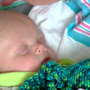 Local family using infant's illness to raise awareness