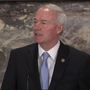 Arkansas governor opposes tapping general revenue for roads