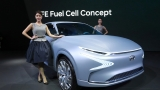 Future of Asian luxury cars, electric vehicles at Seoul Motor Show