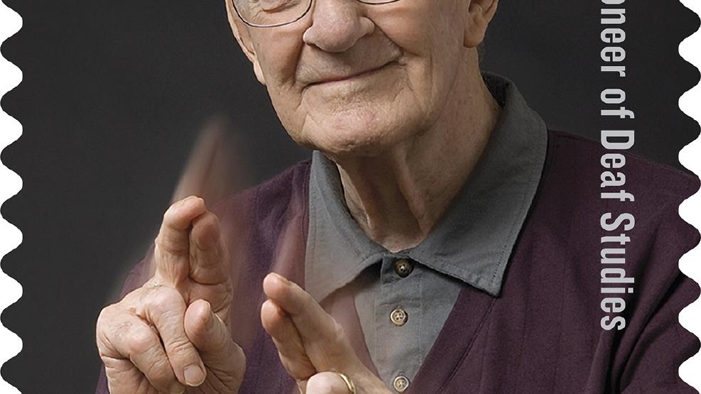 Deaf Studies Pioneer Commemorated On Forever Stamp