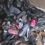 Local family aims to collect 25,000 pairs of shoes
