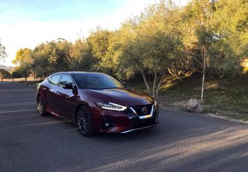 5 changes to the 2019 Nissan Maxima