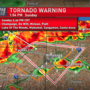 Tornado Warning For Champaign areas