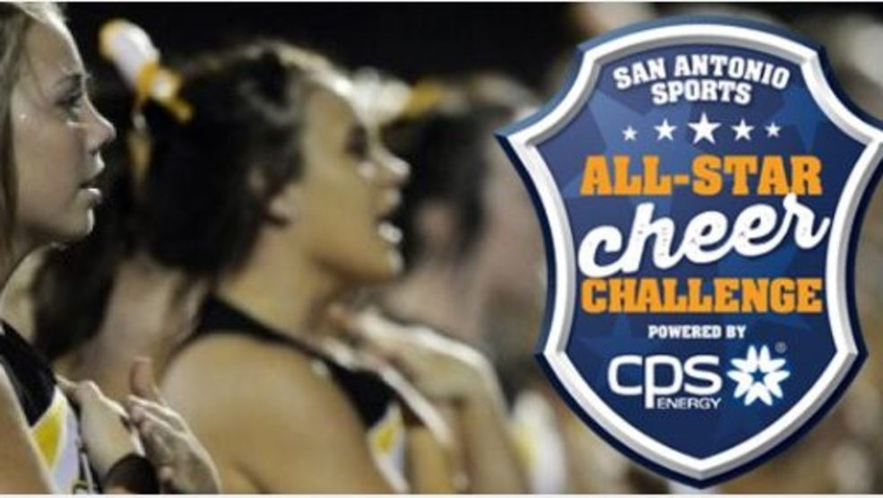 Voting Continues In San Antonio Sports All Star Cheer