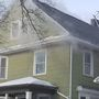 Firefighters put out house fire, rescue dog on Berkshire Avenue