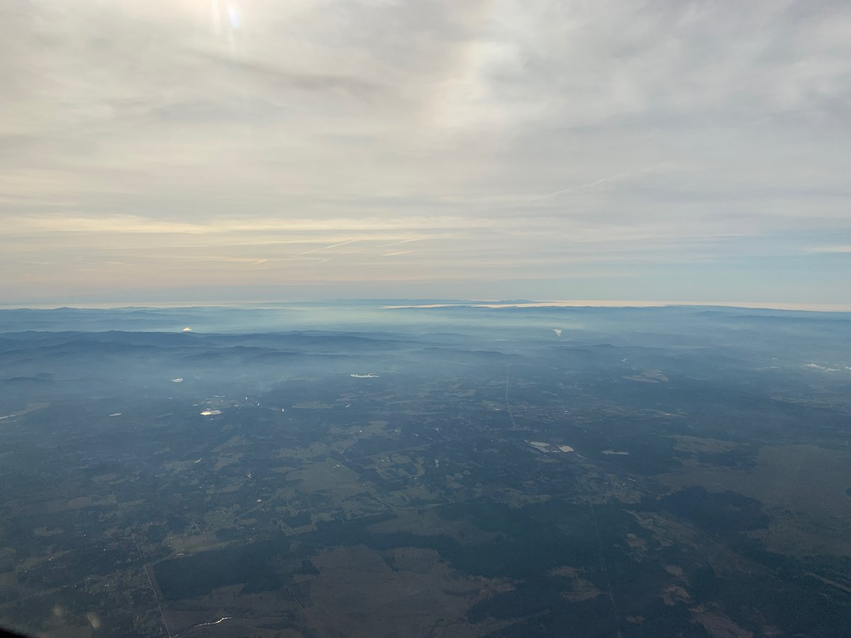 Stagnant air in the Willamette Valley on November 2, 2019 - Photo courtesy NWS Portland.jpg