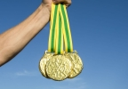 Olympic Gold Medals May Not Contain As Much Gold As One Might Hope