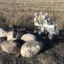 Mystery of unmarked roadside memorial solved using Facebook