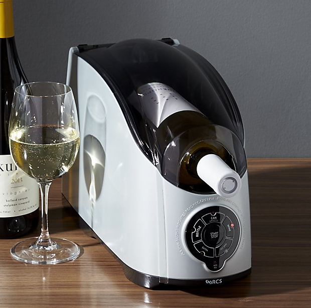 Rapid Beverage Chiller ($89.95). Find on crateandbarrel.com. (Image: Crate & Barrel)