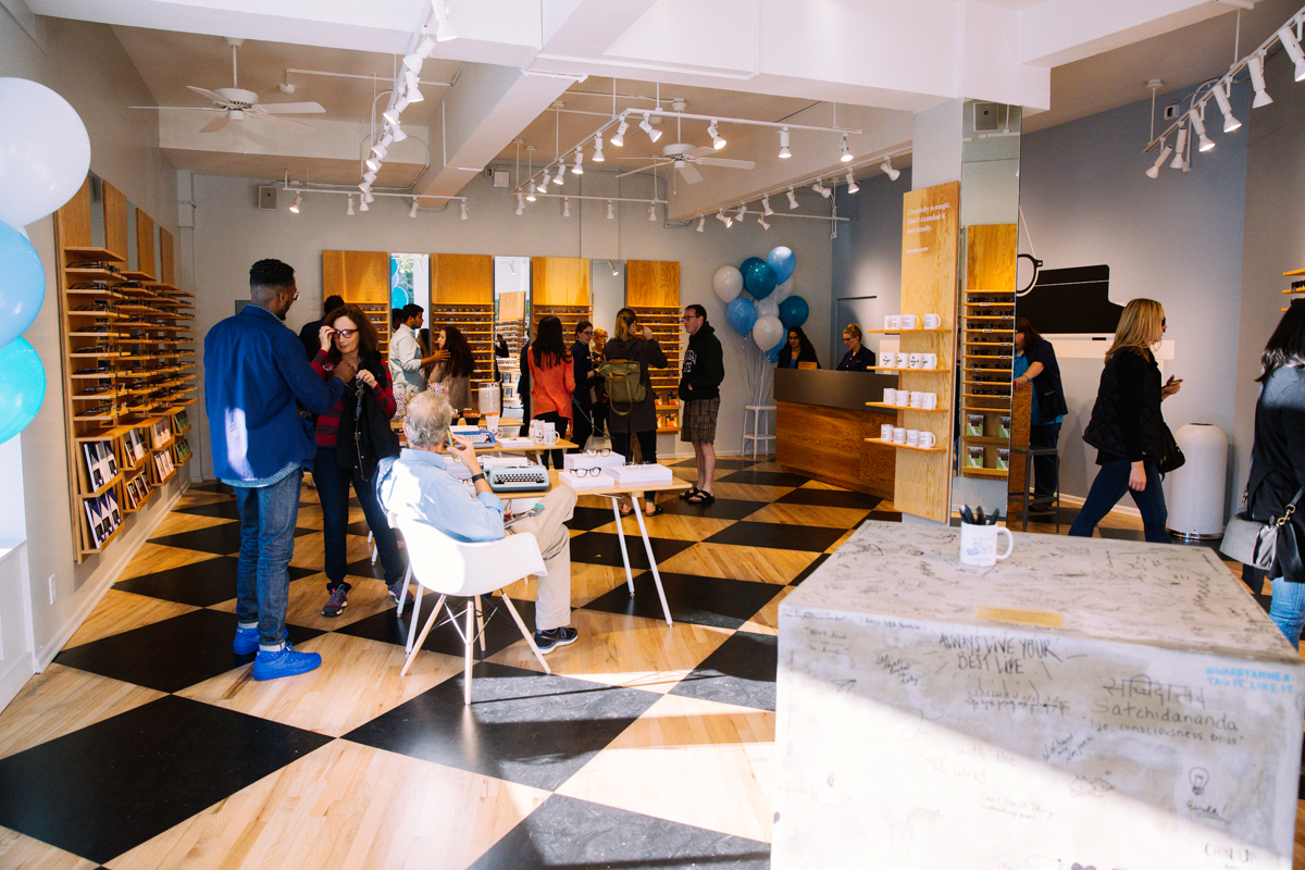 Warby Parker Annex Comes To Fremont News Weather