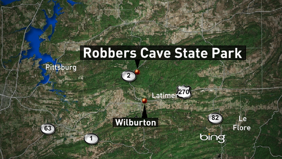 one dead in canoe accident at robbers cave state park kokh