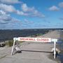 Ludington breakwall closed due to high winds, waves