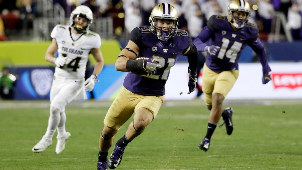 UW safety Taylor Rapp declares for NFL draft