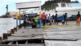Irma lashes at Puerto Rico, leaves tiny Barbuda devastated