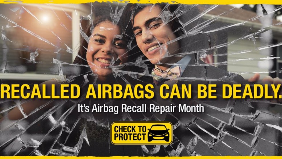 How safe are your car airbags? Over 193,000 in SC are dangerous, recalled