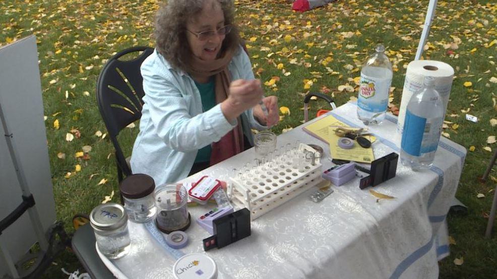 Free water toxin testing at Bear Creek Fall Festival
