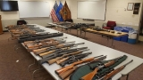 Shawano Co. Sheriff: 60+ possibly stolen guns recovered from hoarder