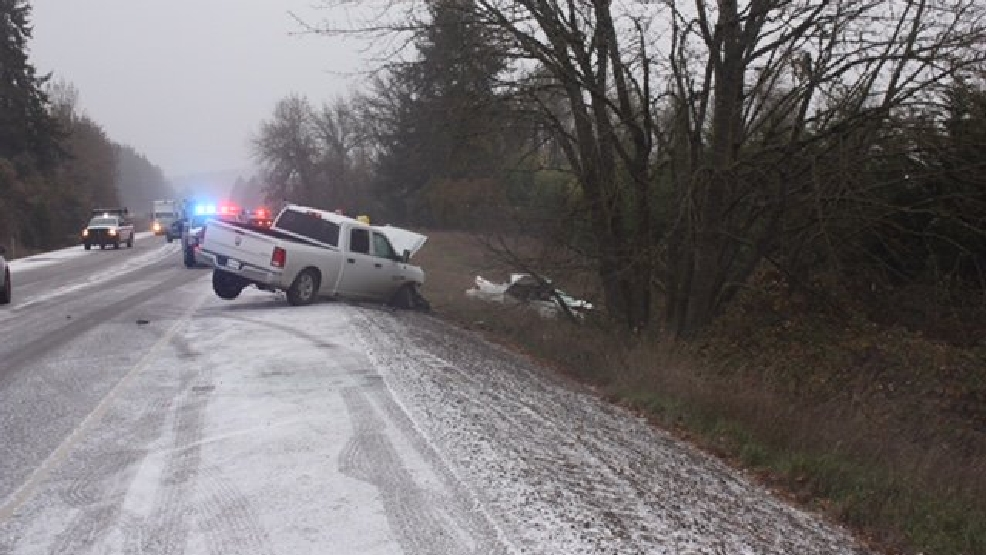 Fatal Crash On Hwy 99w North Of Corvallis Road Covered