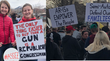 PHOTO GALLERY: Competing rallies in Salt Lake City clash over guns
