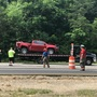 State trooper involved in multiple-vehicle crash in I-64 work zone in Milton