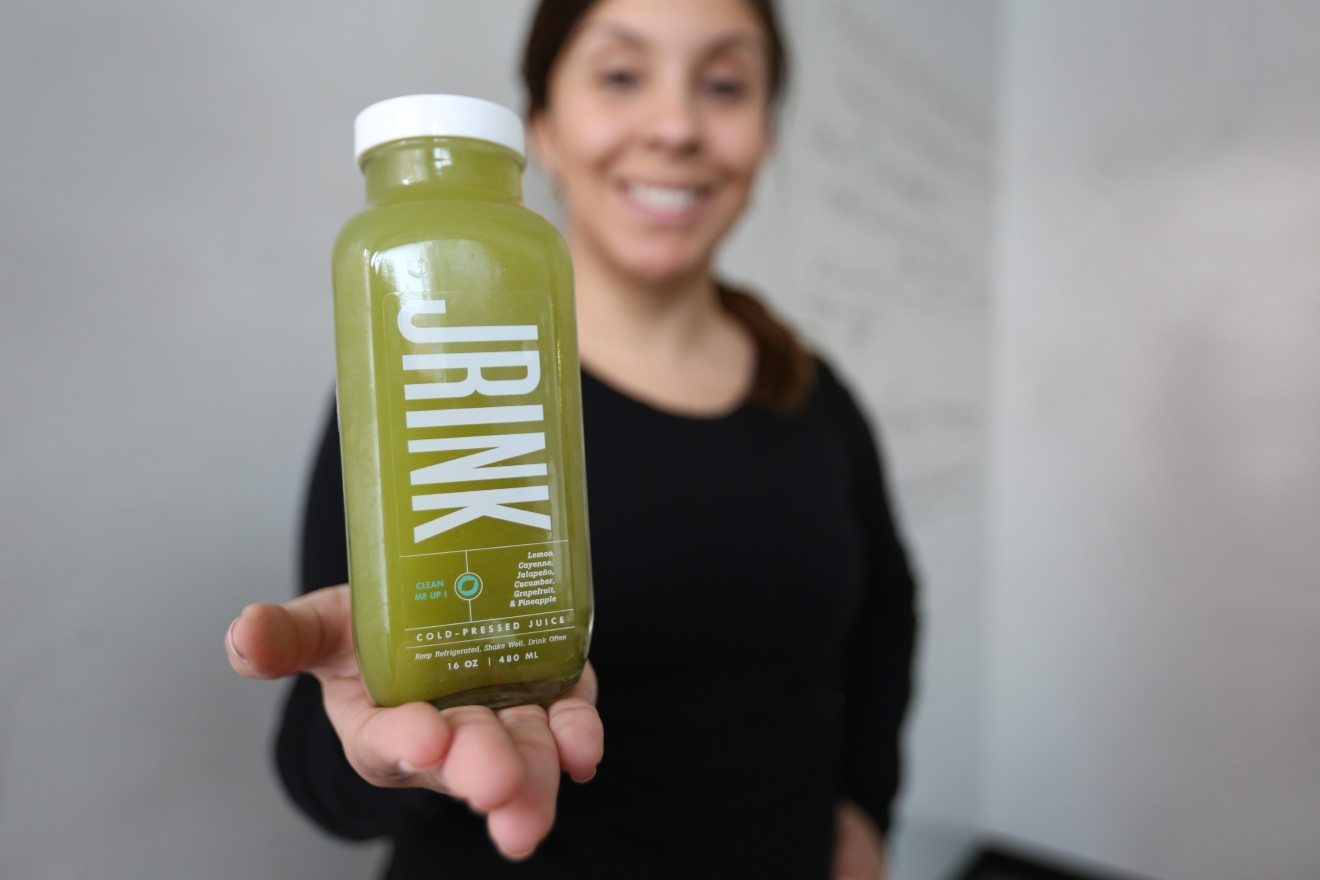 I drank nothing but juice for 3 days and here's what happened (Amanda Andrade-Rhoades)