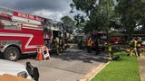 MFRD battles kitchen fire on Heritage Drive in Mobile