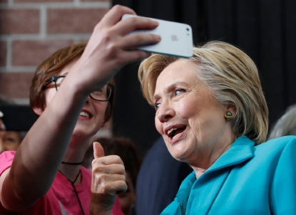 Clinton Attacked Over Possible New Benghazi Emails As Poll Numbers Slip