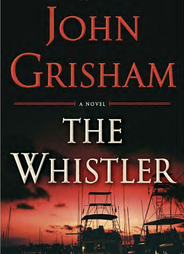 #3. The Whistler by John Grisham  Amazon announced the best-selling books of 2016 earlier this week! How many have you read? (Image: Amazon.com)