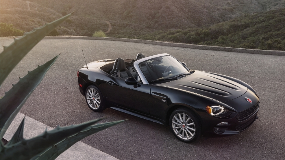 Fiat 124 Spider Keeps The Viagra Jokes Coming Wbff