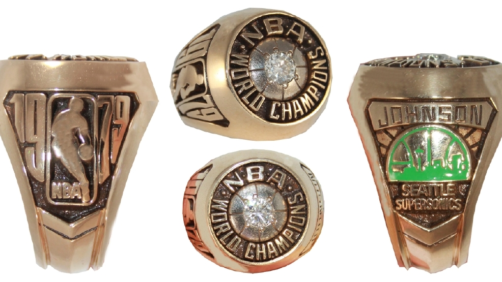 Sonics Championship Ring