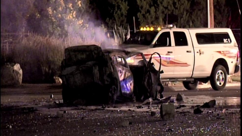 Medical Examiner identifies driver in deadly weekend fiery ...