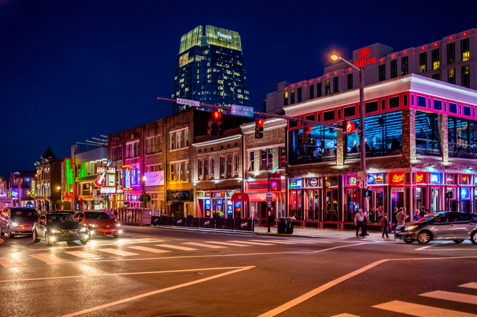 LOCATION: Nashville / MILES FROM CINCY: 273 / REASON TO VISIT: No, not for the ubiquitous twangy music. Not for the Cheesecake Factory urban planning. Not even for the spiciest of spicy chicken tenders. No, you're going to Nashville on July 7 so you can cheer on the orange and blue lads of FC Cincinnati against the teeming, rabid horde of Nashville SC fans (all 15 of them). Only after FCC thoroughly pummels their team into submission can you get to all the other stuff Nashville has to offer. Which, I'll grant you, is considerable. / Image: Brianna Long // Published: 1.26.18<p></p>