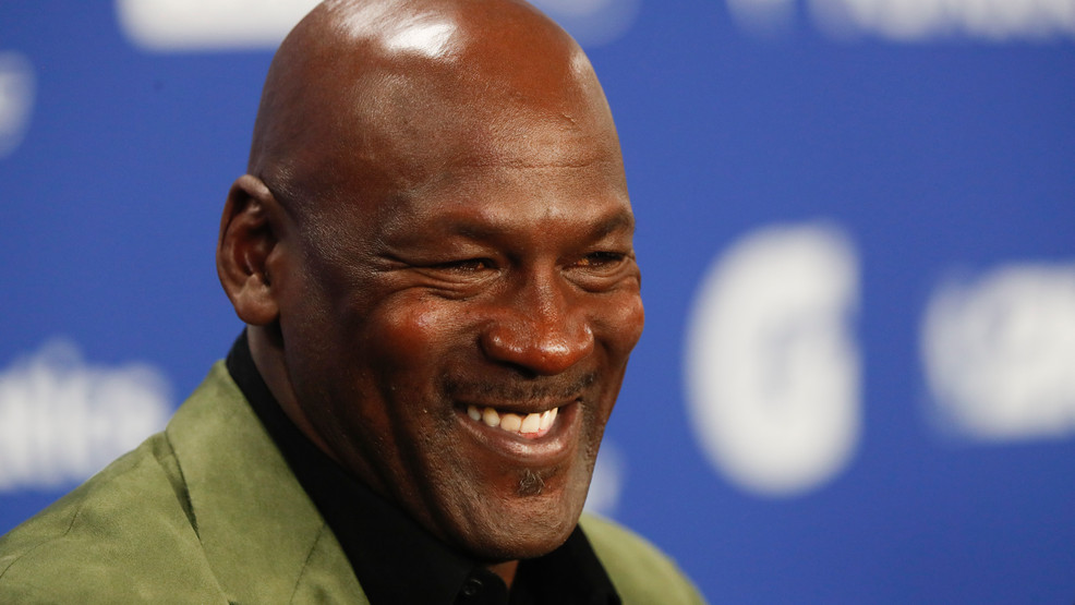 Michael Jordan becomes NASCAR team owner, with Bubba Wallace as featured driver