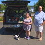 Most of Arlington couple's $30k in belongings stolen have been recovered
