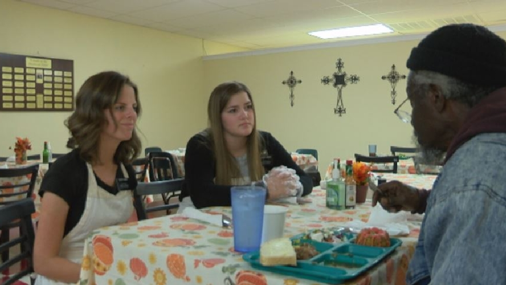Local Soup Kitchen Prepares For Big Crowd As Many Still