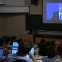 Students, professor at K-College react to first presidential debate
