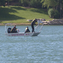 Man drowns in ConAgra Lake, water safety advocate taking action