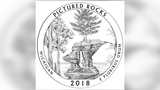 Design of Pictured Rocks National Lakeshore to appear on U.S. quarters