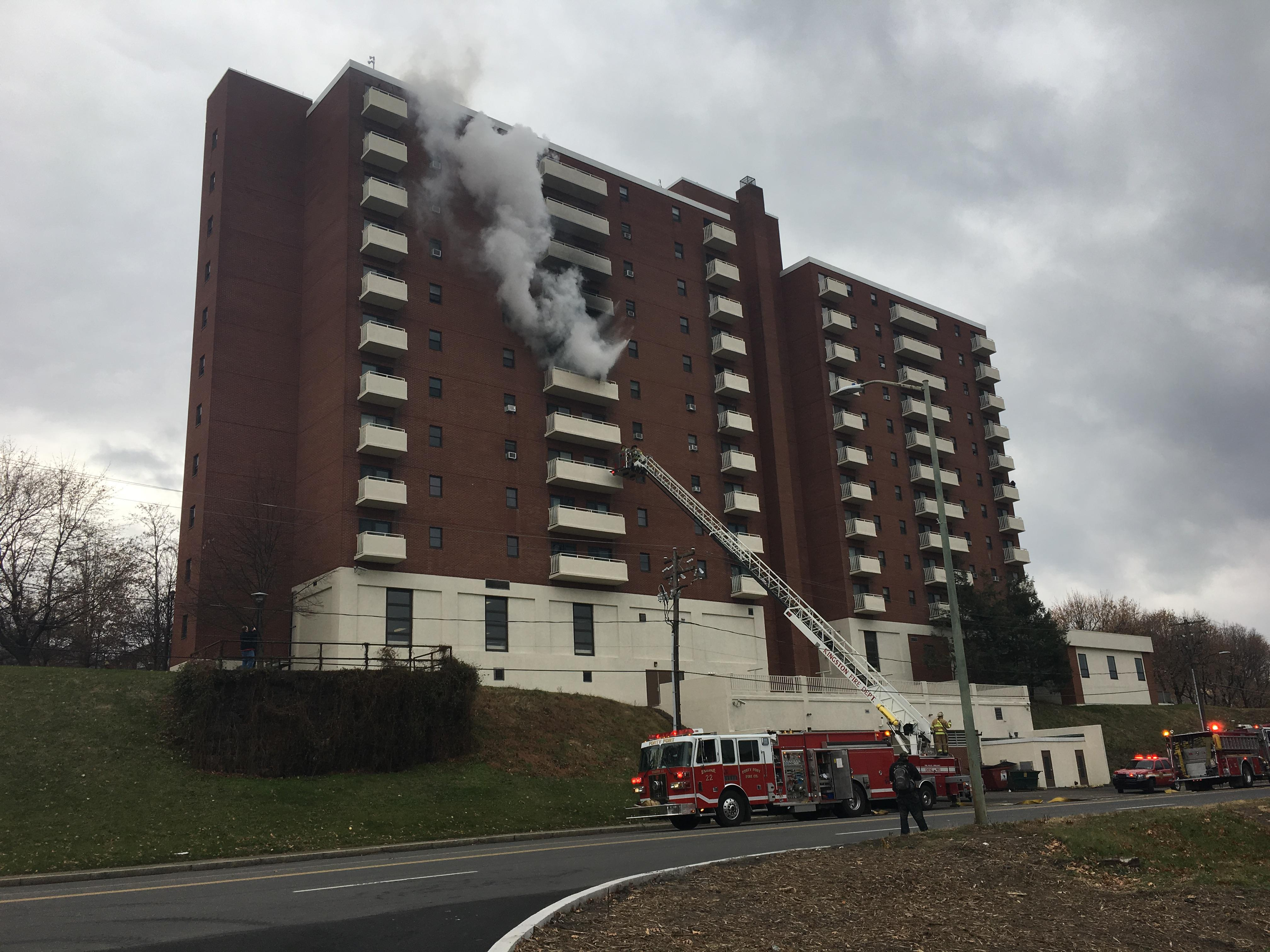 Two dead in Wilkes-Barre apartment fire
