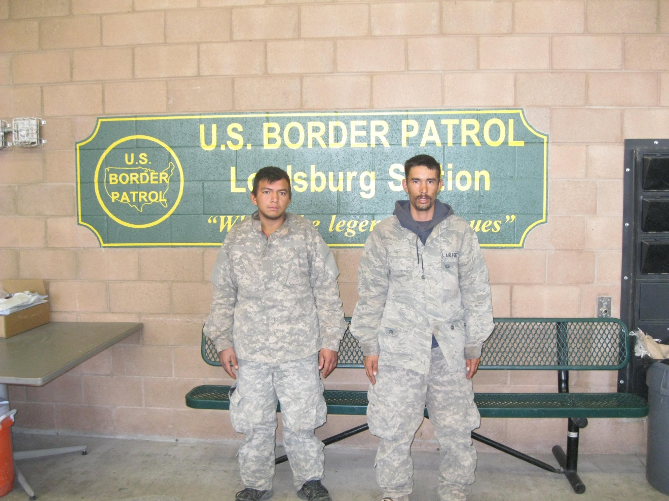 thesis border patrol Essay the us border patrol is the organization that polices the entry of illegal immigrants into our country the official mission of the united states border patrol is to protect the boundaries of the united states by preventing illegal entry, and by detecting, interdicting, and apprehending illegal aliens, smugglers, and contraband.