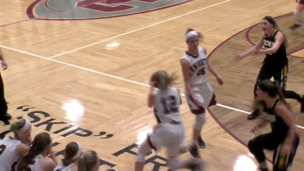 1.31.18 Highlights -Wheeling Central girls hand Tucker County first loss of season