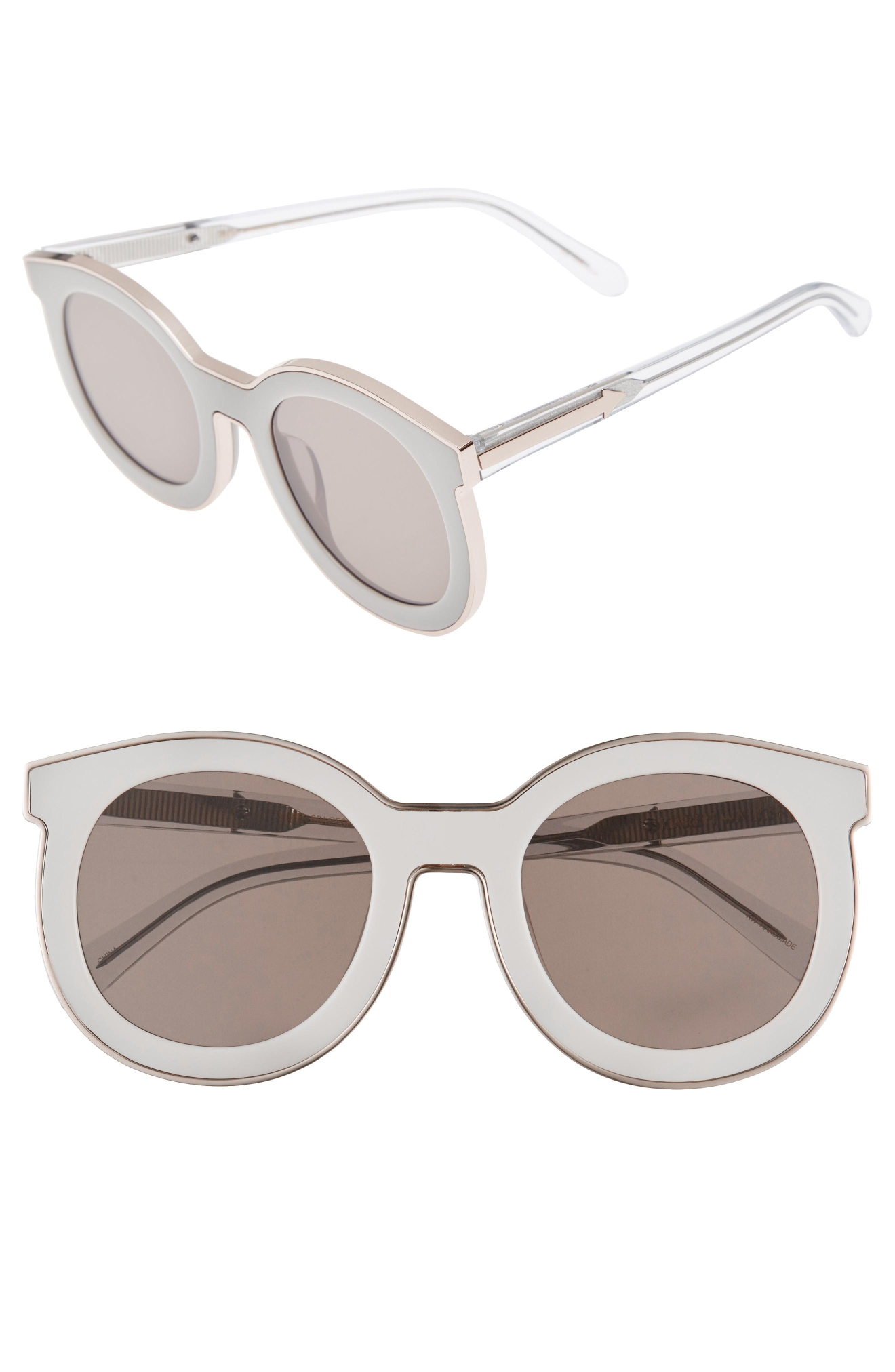 KAREN WALKER 'Super Spaceship - Arrowed by Karen' Sunglasses, $320, Nordstrom.com (Image: Courtesy Nordstrom)