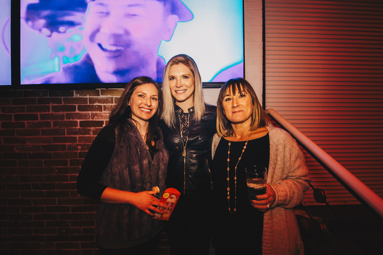 Lacey Rudick, Kati Vincent, and Jessica Hagen /{ }Image: Catherine Viox // Published: 2.3.19