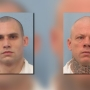 Authorities searching for 2 inmates after work release escape