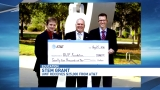 UWF receives $25,000 from AT&T for STEM educational outreach