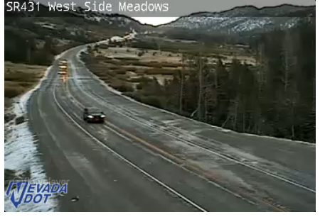 Mt. Rose Highway. Courtesy NDOT