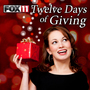 2017 FOX 11 Twelve Days of Giving