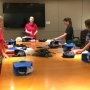 PeaceHealth cardiologists give 100 teens free heart screenings