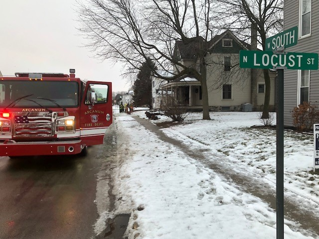 Residents evacuated due to major gas leak in Arcanum (WKEF/WRGT)